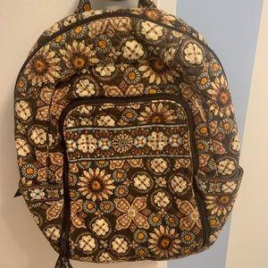 Vera Bradley backpack for laptop